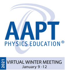 AAPT Virtual Winter Meeting 2021